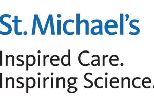 St Michael's Inspired Care. Inspiring Science.